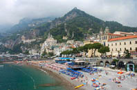 amalfi coast package